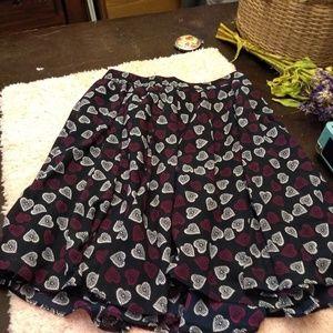 Maison Jules (Macy's) mini skirt